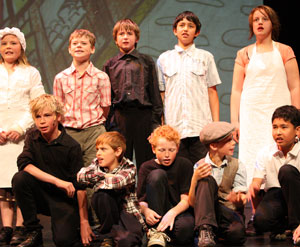 The Pied Piper school production